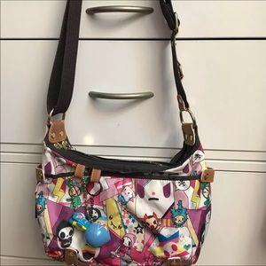 Handbags - Tokidoki Crossbody Shoulder Bag